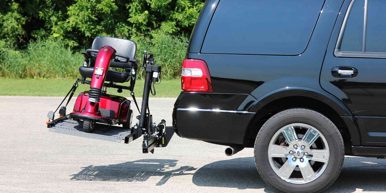 Scooter & Wheelchair Lifts