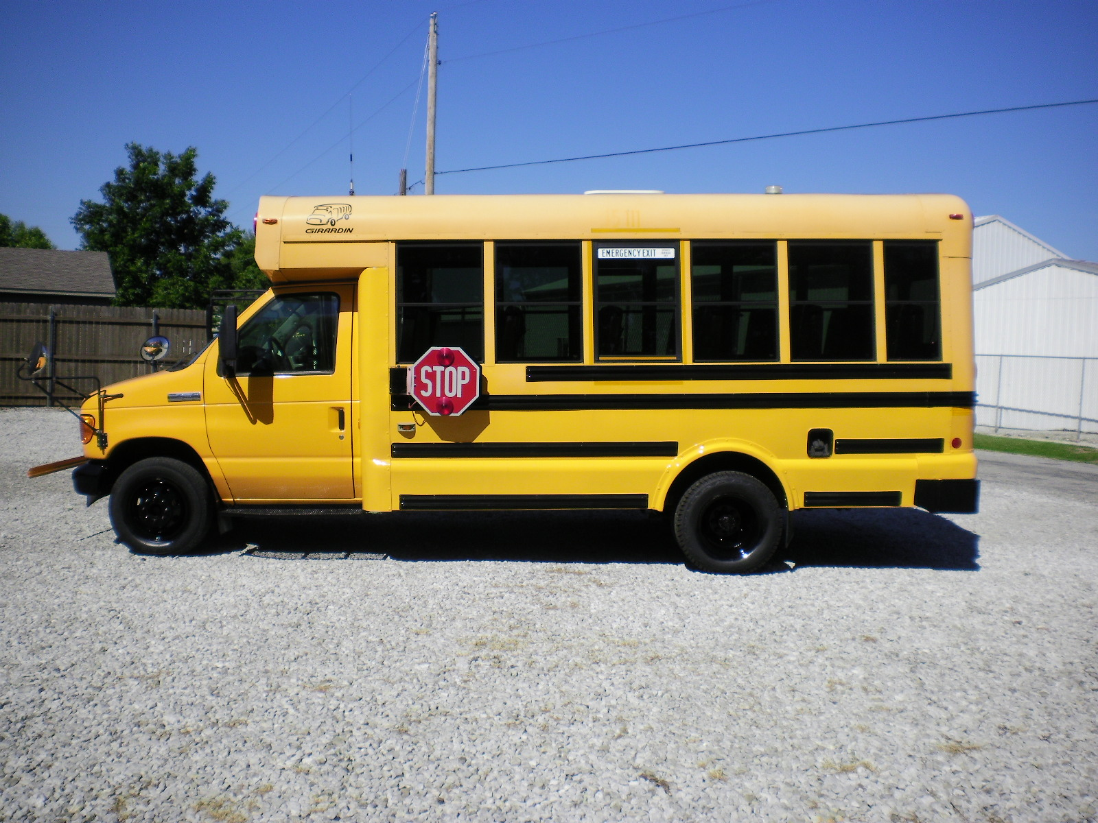 2006 Girardin School Bus
