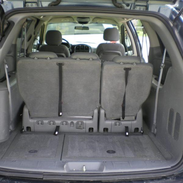 2007 Dodge Grand Caravan Braun Entervan