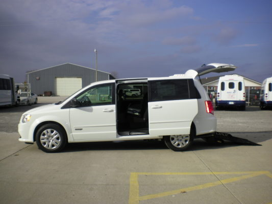 2018 Dodge Grand Caravan Se Autoability