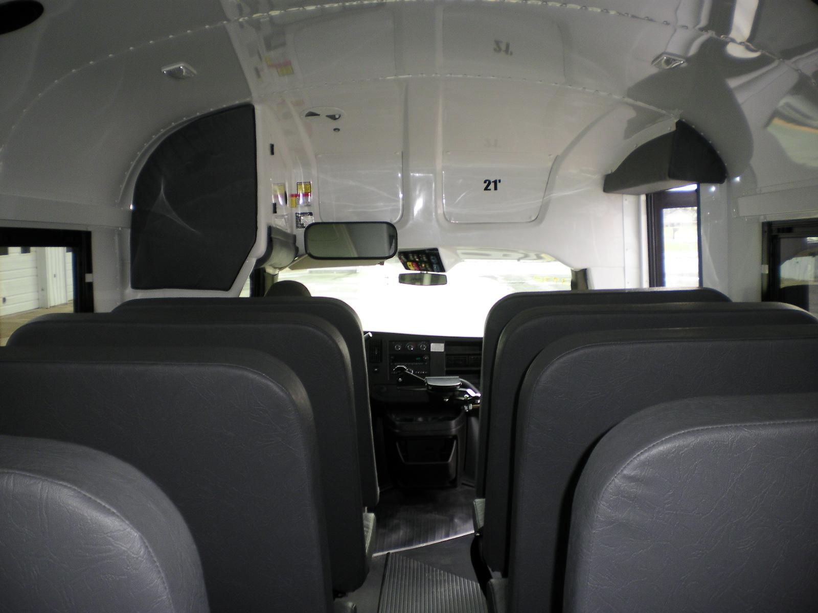 2019 Trans Tech School Bus W Wheelchair Lift