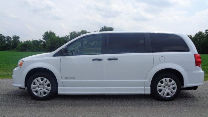 2019 Dodge Grand Caravan Se Braunability Companion Van Plus
